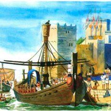 Генетический секрет успеха финикийской империи