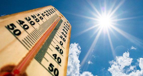 Земля движется к температурному рекорду