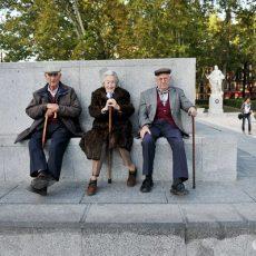 Как стареют люди